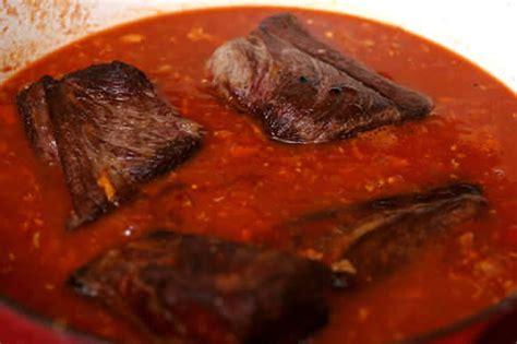 cuisiner du jarret de boeuf jarret boeuf tomates cookeo recette facile à la maison