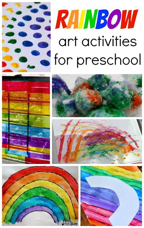 rainbow activities for preschool rainbow theme 951 | 432dd9177c8db36b45526aca0536f99a