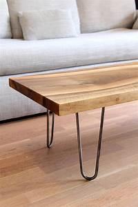 Pied Meuble Design : table basse pied epingle mobilier design d coration d 39 int rieur ~ Teatrodelosmanantiales.com Idées de Décoration