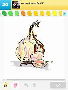 Garlic Drawings - How to Draw Garlic in Draw Something ...