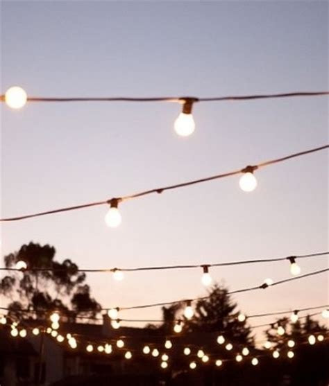 traditional festoon string lights   mains lamps