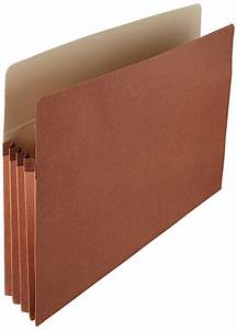 Amazonbasics expanding file folders letter size 25 pack for Letter size expandable file folders