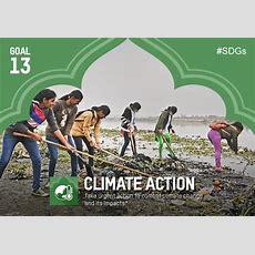 Sdg 13 Climate Change