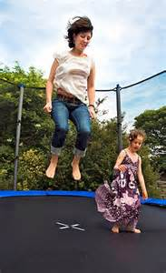 trampolines  causing  crisis  ae daily mail