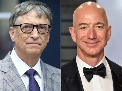 Who just joined Jeff Bezos and Bill Gates in the $100 ...