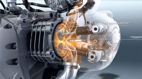 bmw r 1200 gs engine in motion