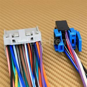 Gm Wire Wiring Harness Into Factory Car Radio Stereo Plug