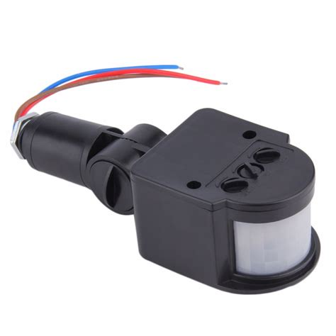 Motion Sensor Light Switch Outdoor Automatic