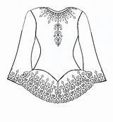 Dance Irish Coloring Template Dresses Printable Drawing Costume Solo Colouring Ballet Step Jazz Dancing Entitlementtrap Drawings Creative Disco Tap Coloringsuite sketch template