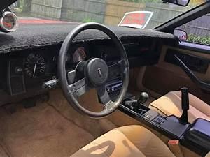 3rd Gen Red 1986 Chevrolet Camaro Z28 5spd Manual For Sale