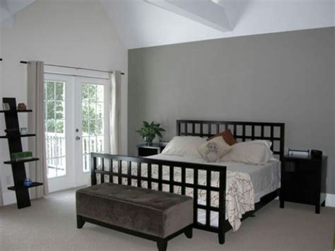 Gray Accent Wall  Bedroom Ideas  Pinterest Gray