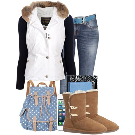 Top 20 Cute Winter Outfits Ideas For Cozy Winter 2016/17 | Fashdea