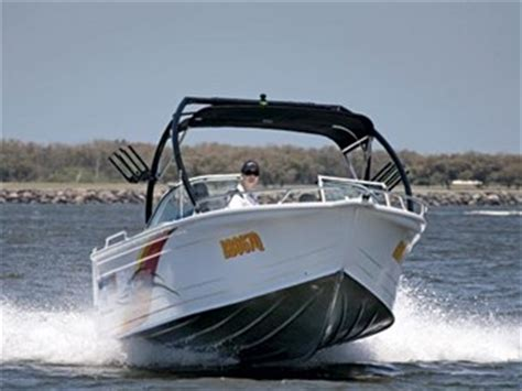 Quintrex Wake Boat by Quintrex 610 Freedom Sport Review Trade Boats Australia