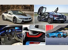 2015 BMW i8 Coupe Caricoscom