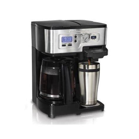 Everyday low prices, save up to 50%. Hamilton Beach 49983 2-Way FlexBrew Coffee Maker - Walmart.com