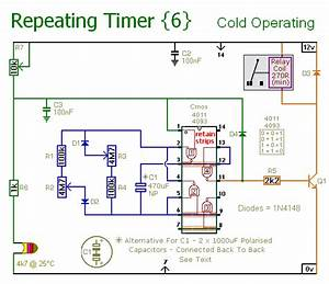 How To Build Repeating Timer No6