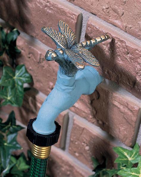 outdoor garden faucets