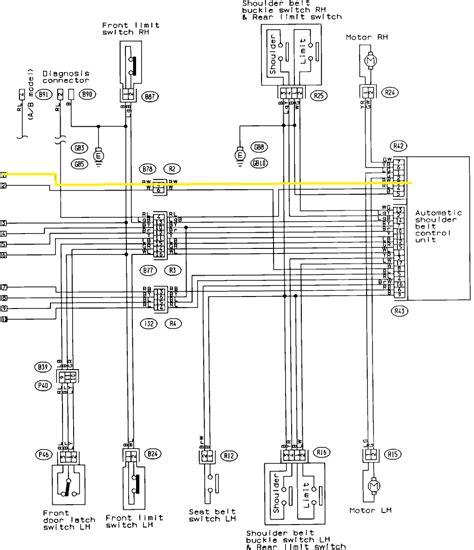 subaru legacy window switch wiring diagrams wiring library