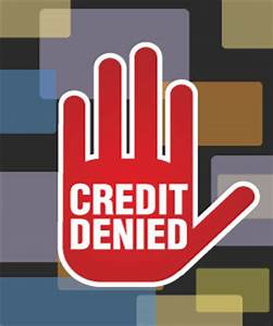 Credit Application Approval Letter Credit Card Application Rejected 3 Steps To Getting Next