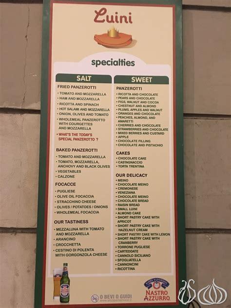 cuisines signature panzerotti luini signature milanese food