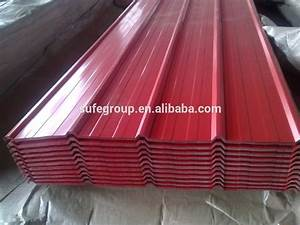 corrugated steel roof sheet price per sheet in china With cost of tin sheet