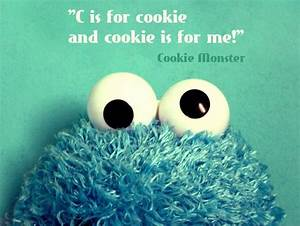 13 best images about Cookie Monster Quotes on Pinterest ...