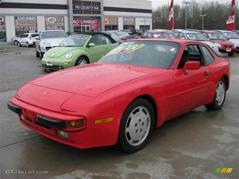 guards red porsche 1987 guards red porsche 944 s 13491534 photo 6
