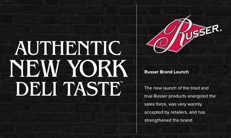 case study russer brand launch catalyst marketing design