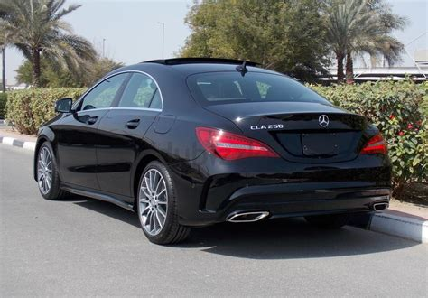 How do you upstage the most powerful car in its class? dubizzle Dubai | CLA: 2018 Mercedes-Benz CLA 250 AMG 2.0L V4 Turbo 208 hp Black 2 Yrs or 60000 ...
