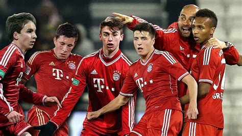 Pep it happened with the uefa ban. Guardiolas Jung-Bayern: Jugend forsch! | Abendzeitung München