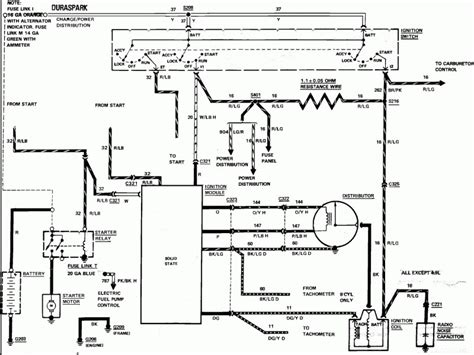 Wiring Diagram For A 1997 Ford F 250 ford f 250 1997 electrical diagram wiring forums