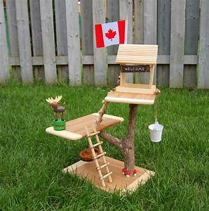 Dollhouse? No way, build your kids a Toy Treehouse