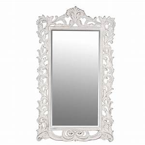 Isabelle Full Length Dressing Mirror, French Bedroom Company
