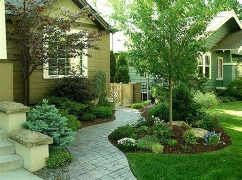 + Beautiful Front Yard Landscaping Inspiration On A