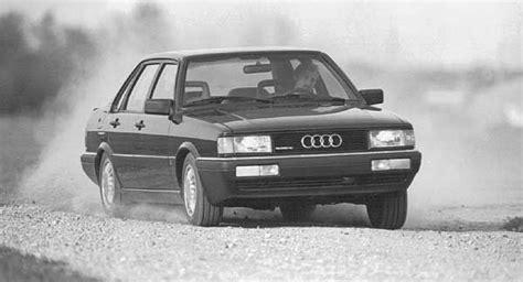 auto manual repair 1986 audi 4000s quattro electronic throttle control 1985 audi 4000