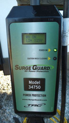 surge protector portable  va
