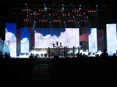stage led displaysscreens