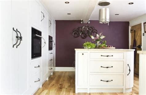 Farrow & Ball Brinjal wall   Color   Pinterest   Farrow