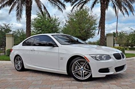 Find Used 2011 Bmw 335is M Sport 335 Coupe Navigation Dct
