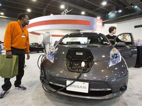 electric car benefits  myths column