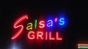 SALSA GRILL Neon Neon Signs on Waymarking