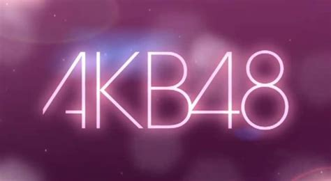 Akb48 Fail To Sell A Million In A Week, Bring Back The