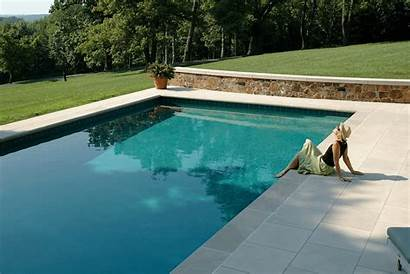 Coping Pool Limestone Indiana Lueders Company Water