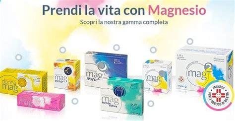 magnesio supremo effetti benefici mag 2 benefici e effetti collaterali magnesio