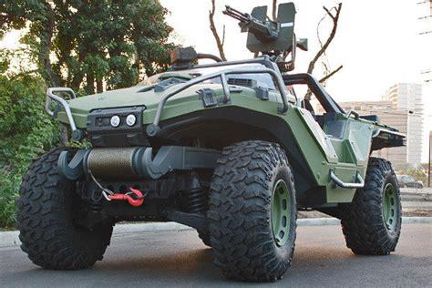 halo warthog your next dream car a real life halo 4 warthog nerdist
