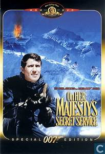 On Her Majesty's Secret Service - DVD - Catawiki