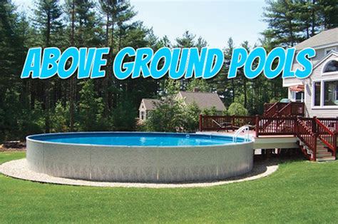 Above Ground And Inground Pool Sales, Prices, Reviews