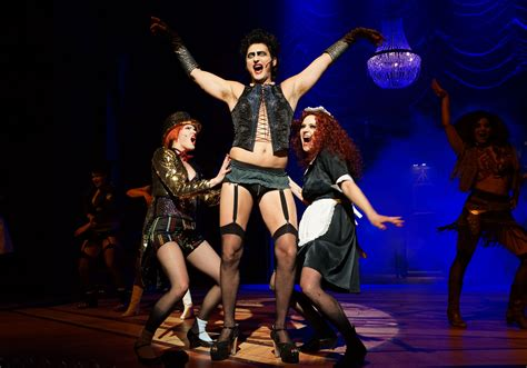 Rock N Roll Images Richard O Briens The Rocky Horror Show Produktion Programm Schauspiel Kiel Theater Kiel