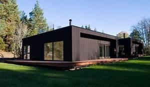 Maison En Kit Pas Cher 30 000 Euro : maison en bois moderne nexthouse vue sur m6 capital journal du loft ~ Dode.kayakingforconservation.com Idées de Décoration