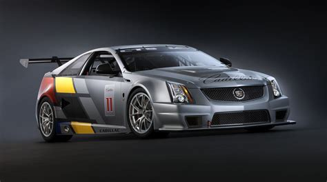 Cadillac Cts V Race Car by Cadillac Cts V Coupe Race Car To Appear In Iracing